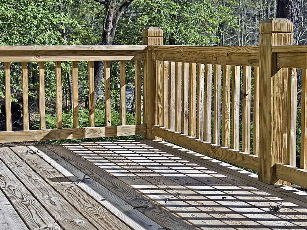 Deck Build | Eureka, MO